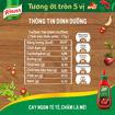 Ảnh của Tương Ớt Knorr Tròn 5 Vị - Cay Tê Tê