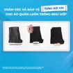 Picture of Nước xả vải Comfort Ngăn ngừa mùi hôi Hương Tươi Mát Túi 2.8L