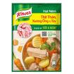 Picture of Hạt nêm Knorr Thịt Thăn, Xương Ống Và Tuỷ 900g
