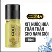 Ảnh của Xịt khử mùi toàn thân AXE Gold Temptation 150ml