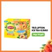 Picture of Trà Lipton Ice tea vị đào 14g x 16 gói