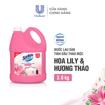 Picture of Nước Lau Sàn Sunlight Tinh Dầu Thảo Mộc Hương Hoa Lily 3.8kg