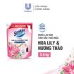 Picture of Nước Lau Sàn Sunlight Tinh Dầu Thảo Mộc Hương Hoa Lily Túi 3.6kg