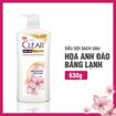 Picture of Dầu Gội Sạch Gàu Clear Hoa Anh Đào Băng Lạnh  630g